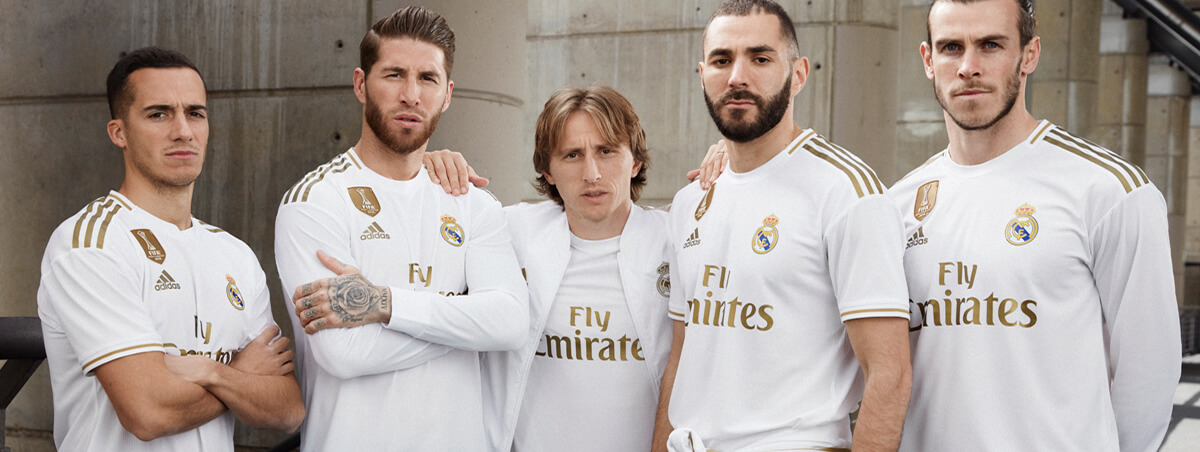Maglie Calcio Real Madrid 2020